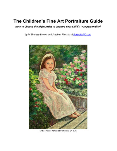 Childrens Portrait Guide